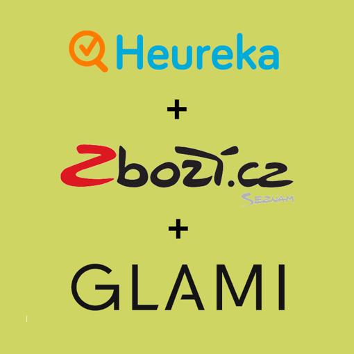 Obrázek z Heureka + Zboží + Glami XML feed
